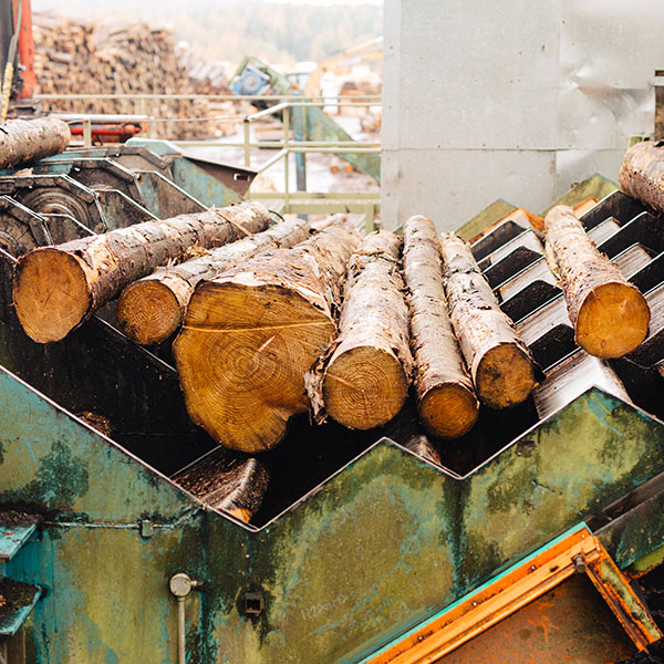Irving-Timber Process